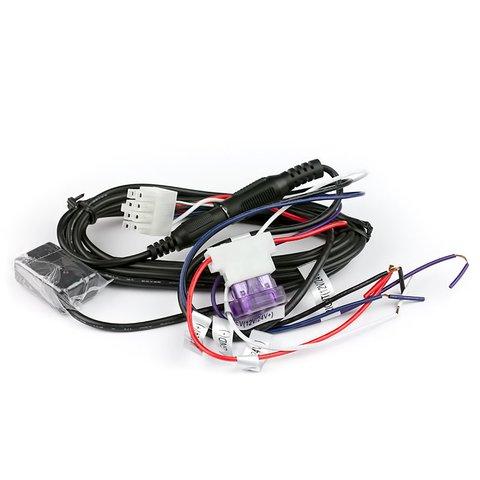Автомобильный 4-х канальный цветной видеоквадратор Превью 4