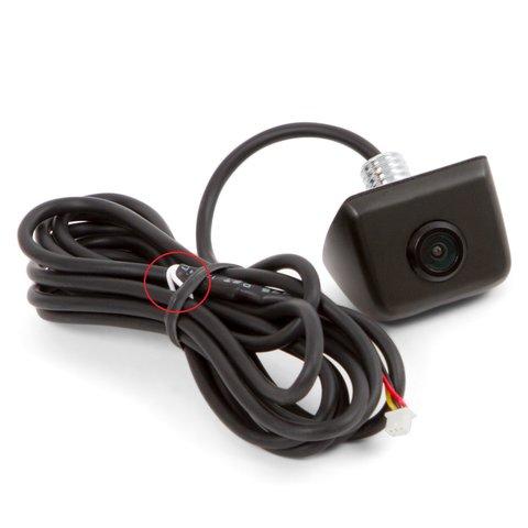 Универсальная  камера заднего вида с сенсором CCDII Превью 1