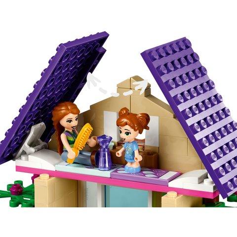 Конструктор LEGO Friends Домик в лесу 41679 Превью 9